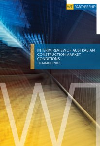 cover march interim report
