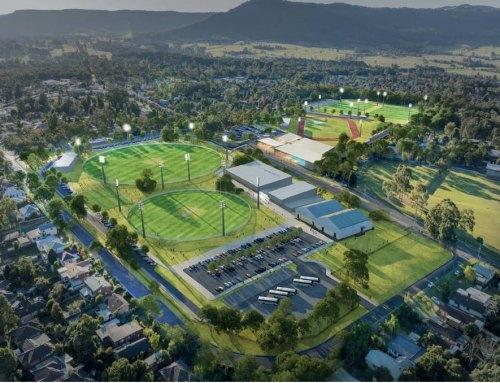 Latrobe University Sports Precinct