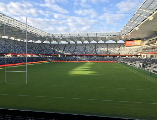 BANKWEST STADIUM, NSW