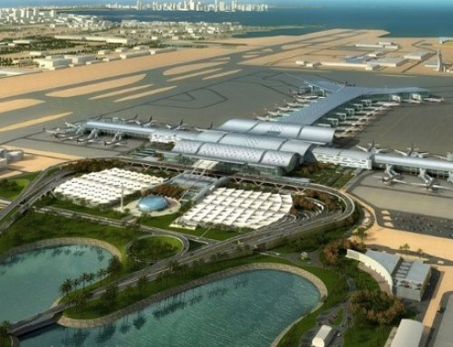 HIASC Airport Expansion, Doha, Qatar