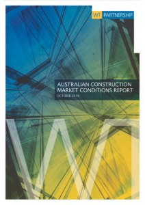 WT Australian Construction Market Report Oct 2019