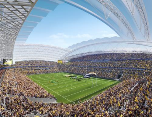 Stadium Australia Redevelopment