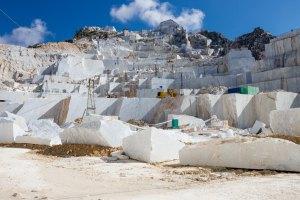 Carrara Marble Quarry Italy